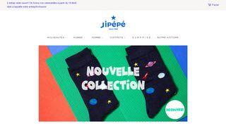 Jipépé pour acheter des chaussettes de qualité