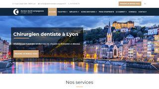 David Compagnone : chirurgien dentiste à Lyon