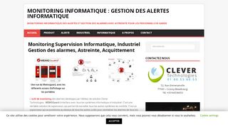 Monitoring informatique : Surveillance du SI