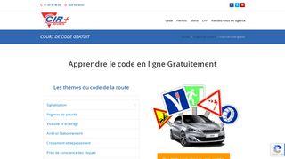 Cir Avron et les cours gratuits de code en ligne
