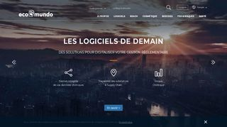 Ecomundo : Accompagnement des industries