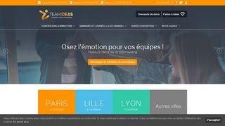 Activités team building à Paris et à Lille